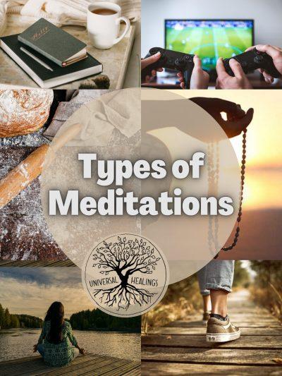 Types of meditation_Universal Healings