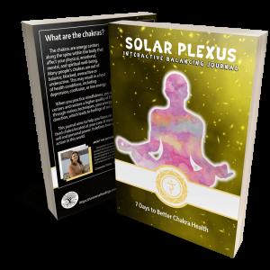Solar Plexus Chakra Interactive Journal