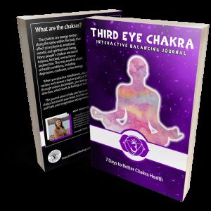 Third Eye Chakra Interactive Journal